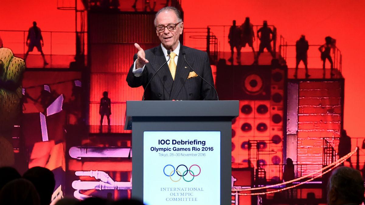 El presidente del Comité Olímpico Brasileño, Carlos Arthur Nuzman. (AFP)