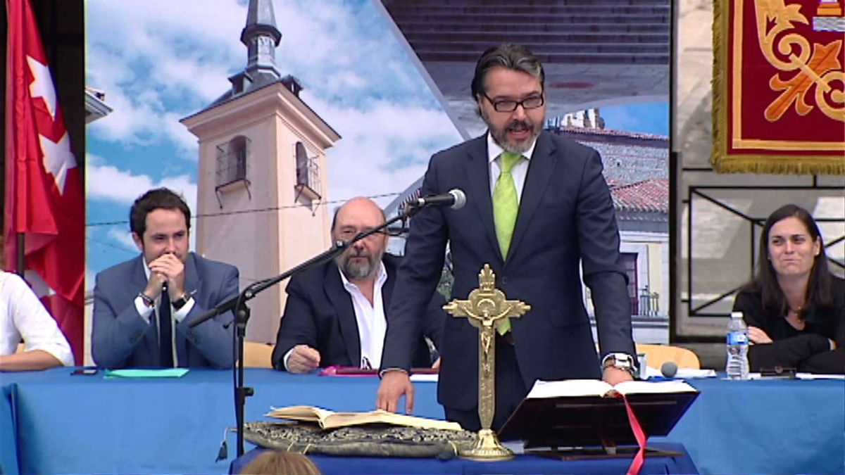Alcalde de Brunete