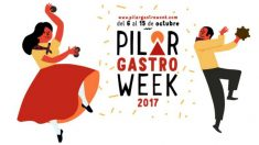 Pilar Gastro Week 2017 ofrecerá menús desde 15 €.