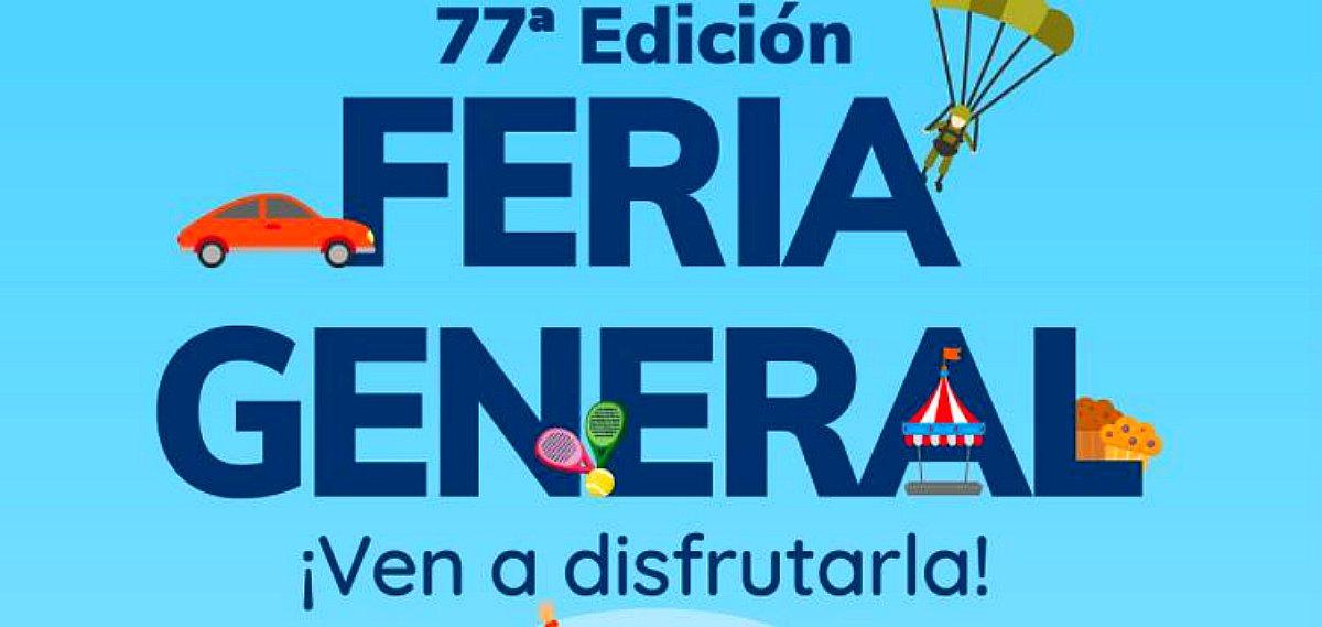77 edición de la Feria de Zaragoza.
