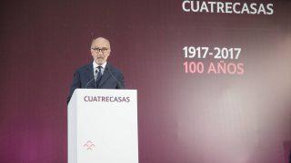 Rafael Fontana, presidente ejecutivo de Cuatrecasas