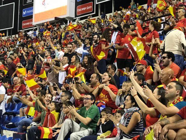 España Vs Albania resultado resumen y goles (3-0)