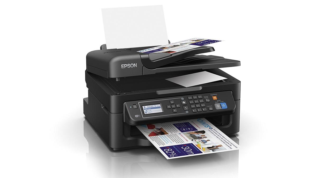 Las impresoras multifunción imprimen, escanean y envían faxes. ¡Y todo en un mismo dispositivo!