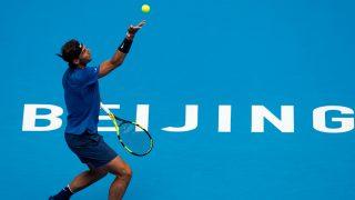 Nadal ya está en semifinales de Pekín. (AFP)