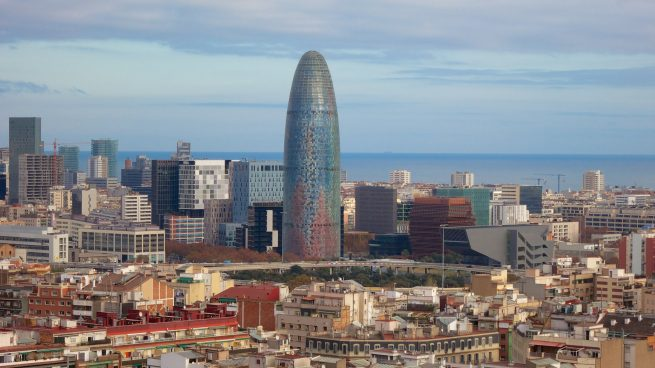 Barcelona-Cataluña-huelga