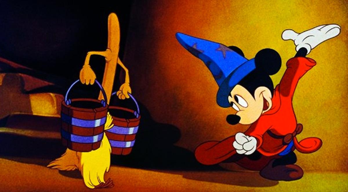 'Fantasía' es considerada todavía una de las mejores obras de Walt Disney.