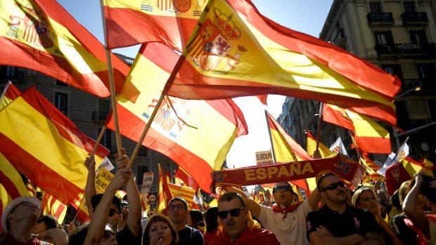 Barcelona-Manifestación