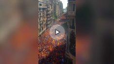 Las impresionantes imágenes de la manifestación del millón de personas.