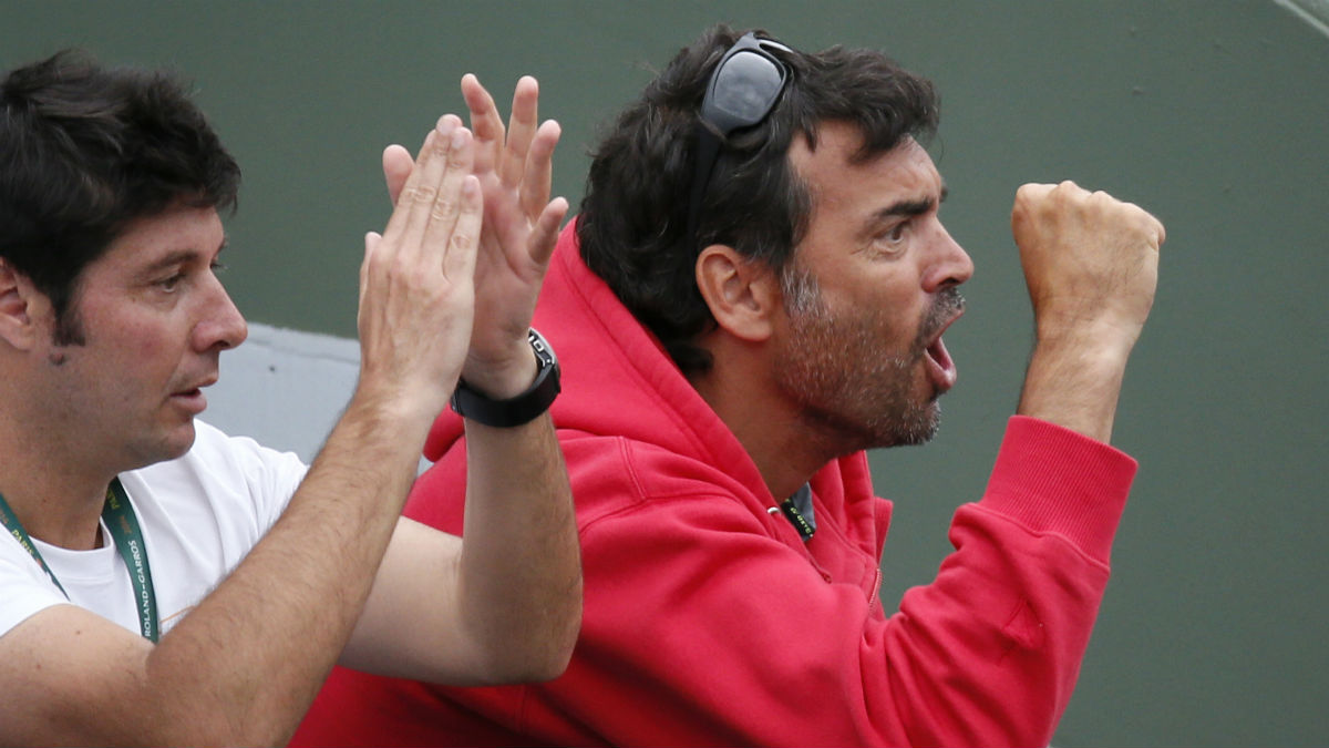 Sergi Bruguera, nuevo capitán de la Copa Davis. (AFP)