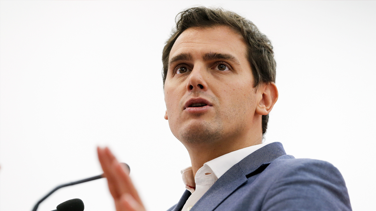 Albert Rivera, presidente de Ciudadanos. (Foto: EFE)