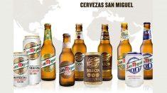 Cervezas San Miguel (grupo Mahou).