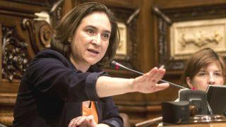 La alcaldesa de Barcelona, Ada Colau (Foto: Efe)