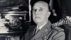 El dictador Francisco Franco.