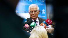 Josep Borrell. (Foto: EFE)
