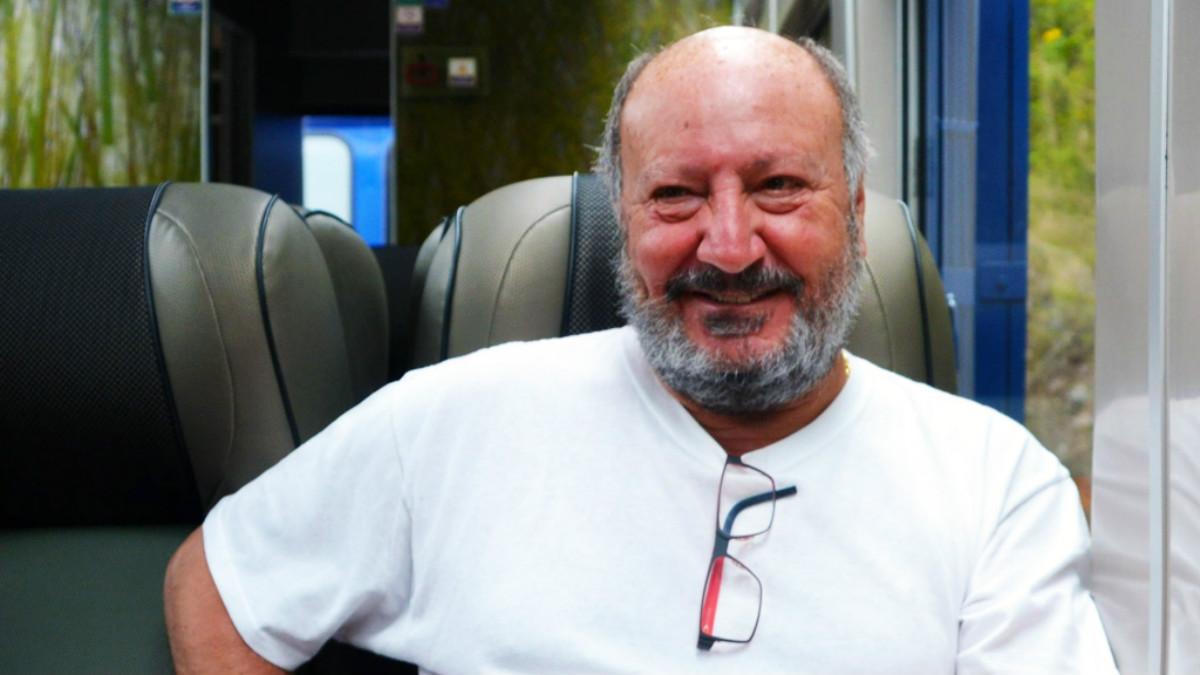 El presidente de Societat Civil Catalana, Mariano Gomà.
