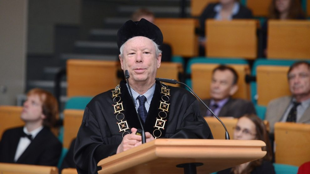 Richard H. Thaler, Premio Nobel de Economía 2017 (Foto. Getty)