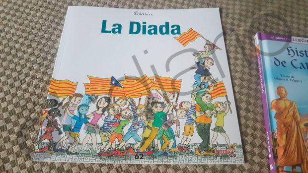 El Corte Inglés de Barcelona vende libros infantiles independentistas repletos de esteladas y mentiras