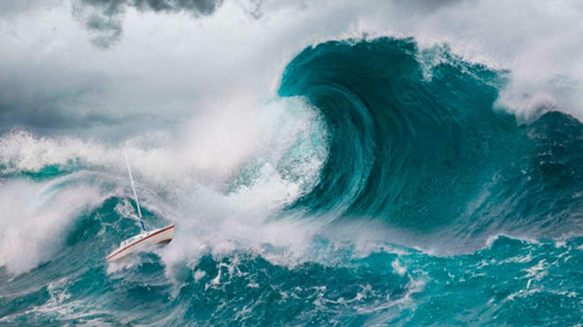 ¿Cómo es posible que suiza se encuentre en alerta de tsunami?