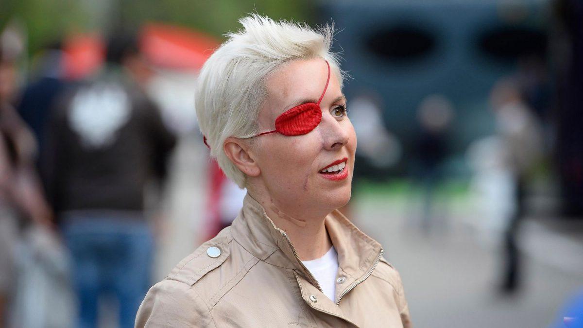 La piloto de Fórmula 1 fallecida María de Villota.