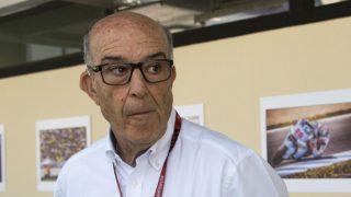 Carmelo Ezpeleta afirma que el Gran Premio de Cataluña de MotoGP podría verse afectado si se acaba declarando la independencia.