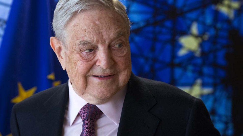 El millonario George Soros. (Foto: AFP)