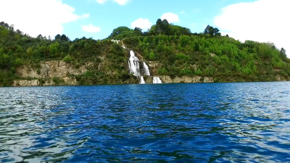 Lago meirama el secreto mejor guardado de galicia for Como se hace un lago artificial