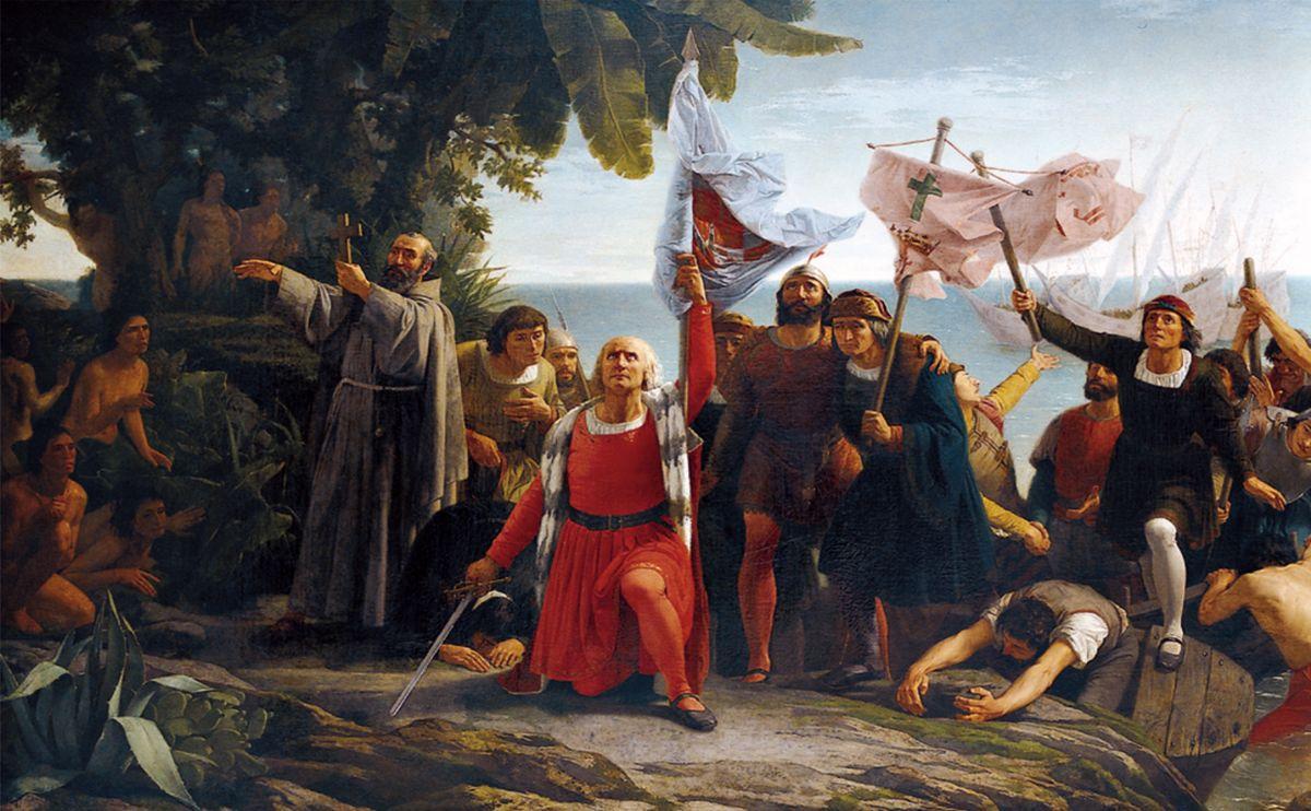 Cristobal Colón hizo historia tras descubrir el Nuevo Mundo.
