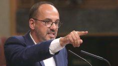 El diputado del PDeCAT, Carles Campuzano (Foto: Efe)