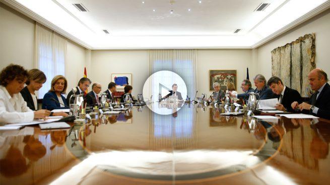 Rajoy activa el 155