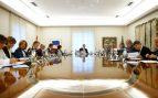 Mariano Rajoy al frente del Consejo de Ministros