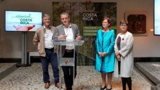 Costa Rica país invitado en los Pilares 2017