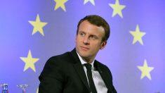 Emmanuel Macron, presidente de Francia. (Foto: AFP)