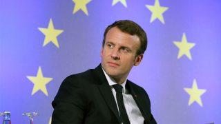 Emmanuel Macron, presidente de la República Francesa. (Foto: AFP)