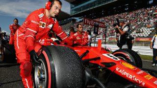 Según el presidente de Ferrari Sergio Marchionne, la escudería italiana aún tiene opciones de remontar en el mundial de Fórmula 1. (Getty)