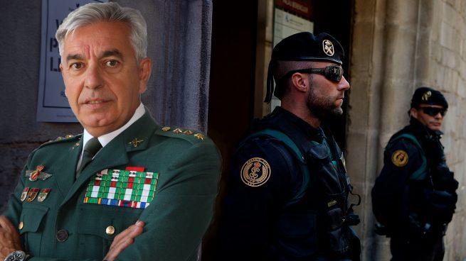 Manuel Sánchez Corbí, coronel de la UCO de la Guardia Civil