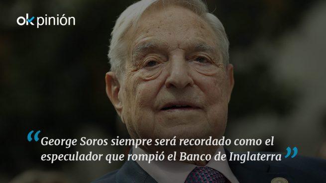 Operación de divisa a lo George Soros