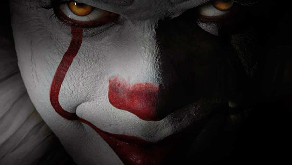 Imagen promocional de la película «IT» (2017)
