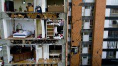 México tras el terremoto. (Foto: AFP)