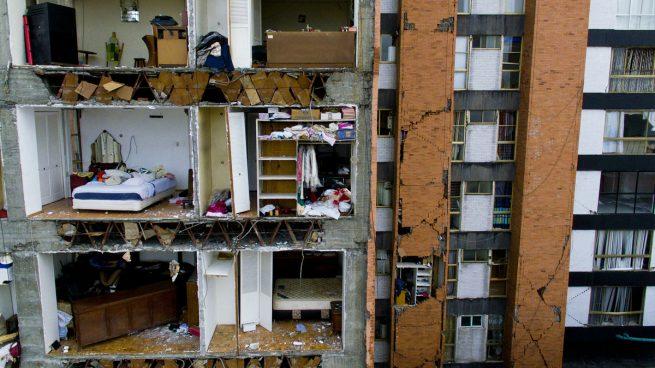 México terremoto