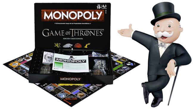 Monopoly 6 Ediciones Especiales Para Verdaderos Fans Del Juego