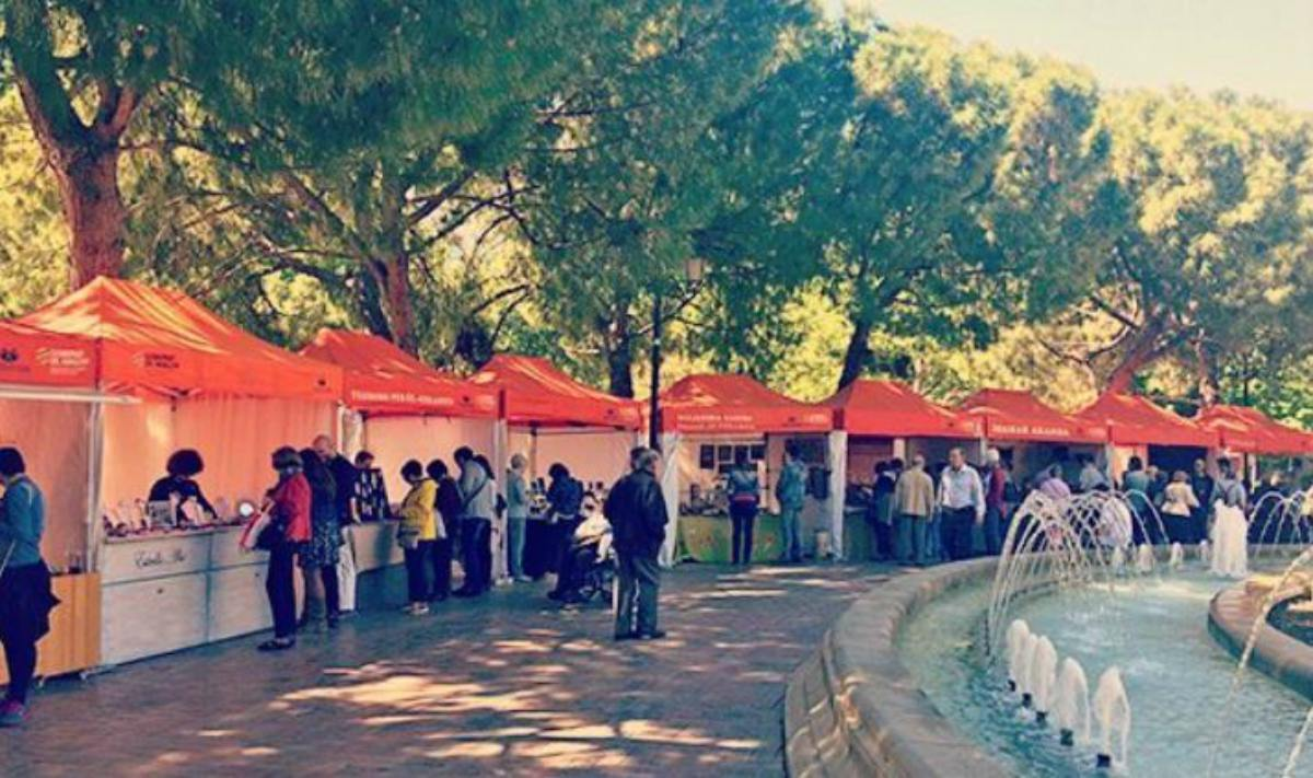 Muestra Artesanía en los Pilares 2017