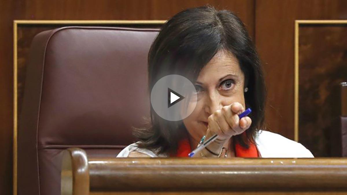 La portavoz socialista, Margarita Robles (Foto: Efe)