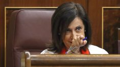 Margarita Robles, portavoz socialista en el Congreso. (Foto: EFE)