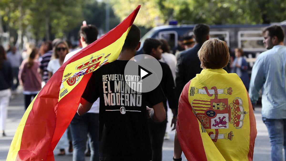 Desfile 12 de octubre (EFE)