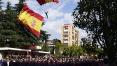 Desfile del 12-O. (Foto: AFP)