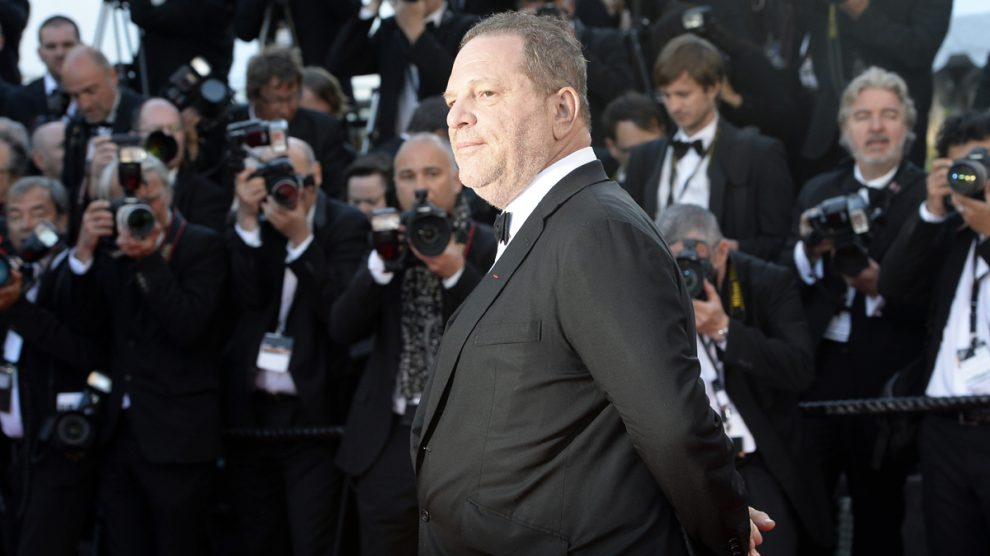 Harvey Weinstein. (Foto: AFP)
