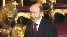 Alfredo Pérez Rubalcaba (Foto: Efe).