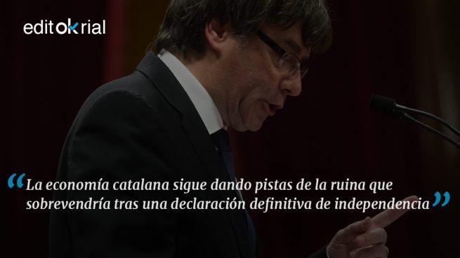 Del primer al tercer mundo por la gracia de Puigdemont