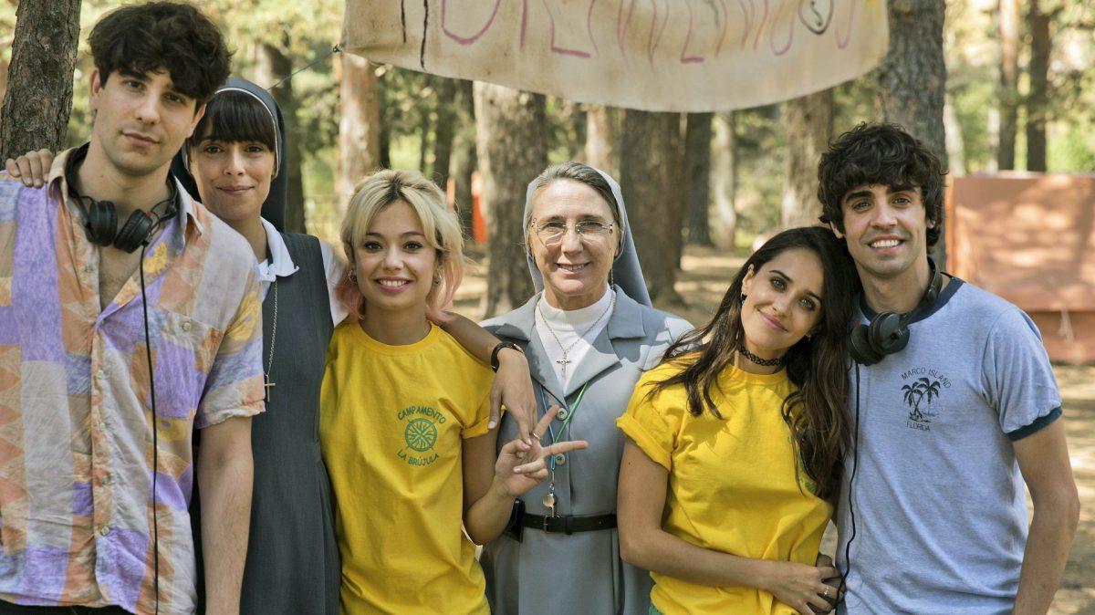Los protagonistas de La Llamada, la película (Foto. Getty)
