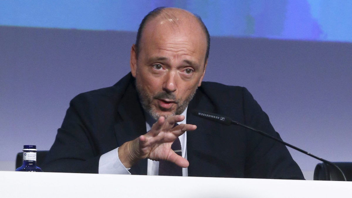 Javier Monzón, ex presidente de Prisa (Foto: EFE).